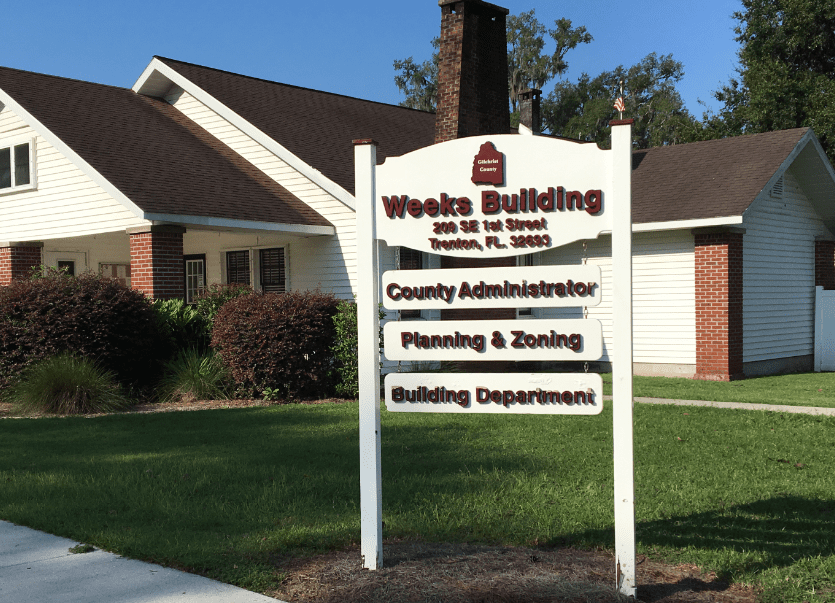 Wekks Building - County Administration, Planning and Zoning, Building Department